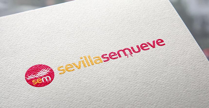 logotipo sevillasemueve